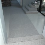 Pebble flooring by Pave in Pebbles